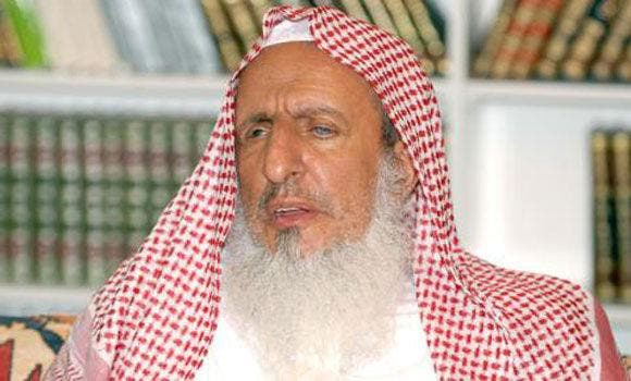 Saudi Arabia's Grand Mufti Abdul Aziz al-Asheikh. Image courtesy of pomed.com