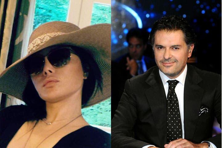 Haifa Wehbe so not cool with Ragheb Alama