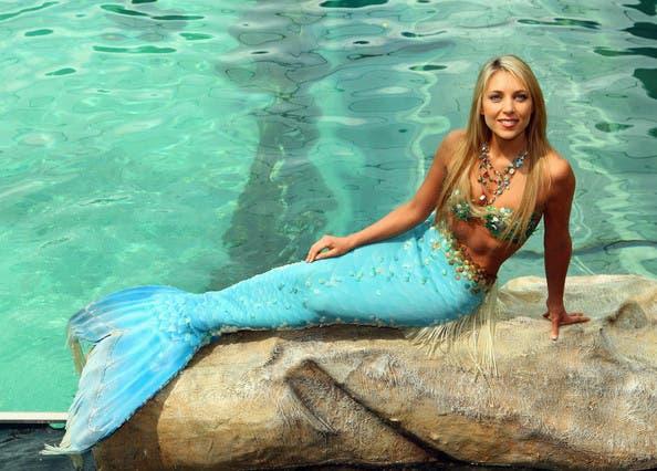 Daryl Hannah Splash Mermaid Tail 'Profession...