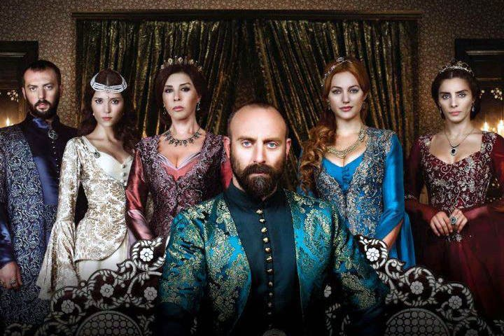 Hareem El Sultan, one of the fave Turkish soaps that's being boycotted by Egyptian artists.