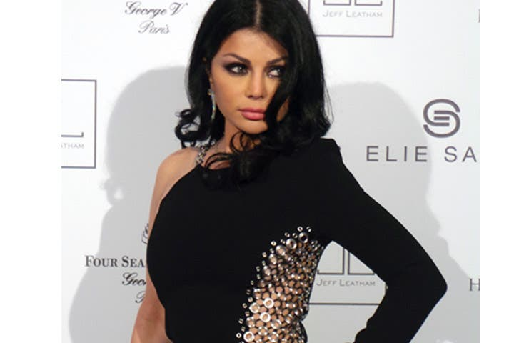 Will Haifa Wehbe remarry her ex-hubby? (Image: Facebook)