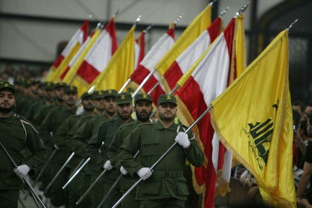 The E.U.'s decision to blacklist the military wing of Hezbollah comes after years of urging from the U.S. and Israel. (Getty images)