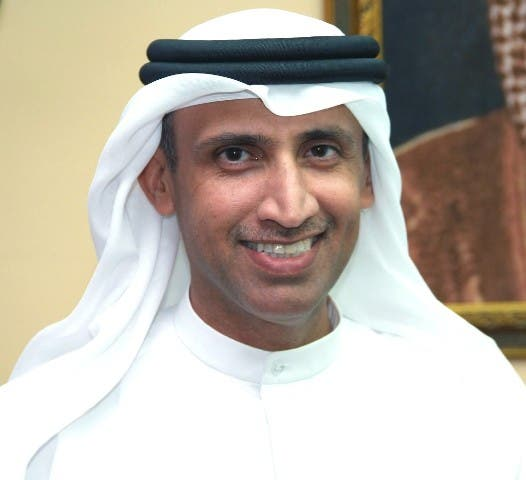 Mohammed Ibrahim Al Shaibani, Director-General of His Highness The Ruler's Court of Dubai and Chairman of DIB