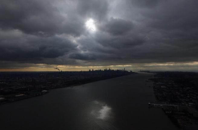 A storm brewing: Hurricane Sandy