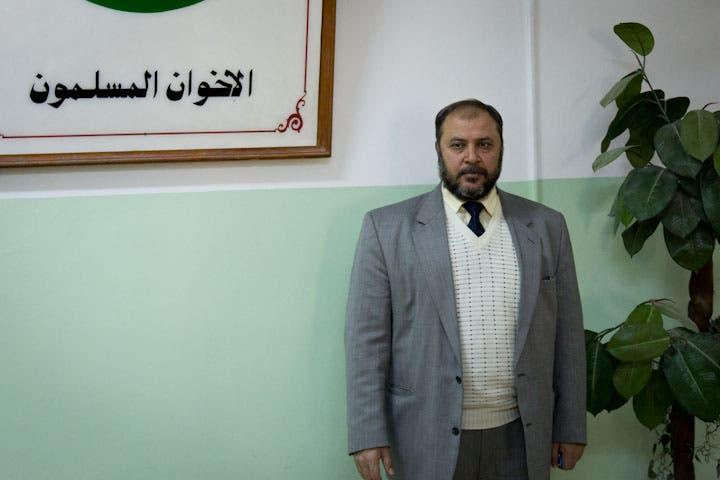 Zaki Bani Rashid, deputy head of the Muslim Brotherhood in Jordan.