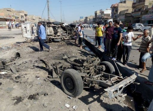 Car bombs have killed dozens of people in Iraq over the past week alone (File Archive/AFP)