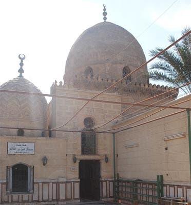 Ibn El-Farid's mosque, Abdel-Rahman Sherief
