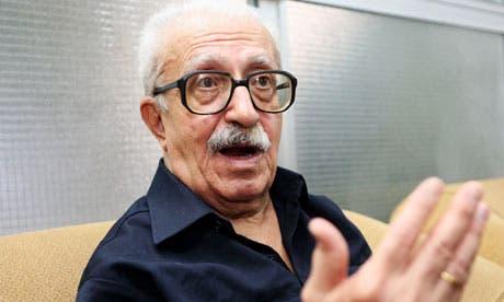 Former Iraq Vice President Tareq Aziz.