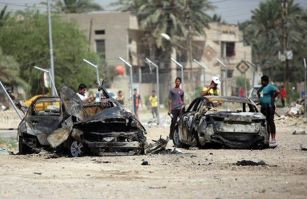 Groups like ISIL frequently use car bombs to kill civilians. (AFP/File)