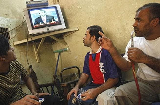 Iraqis keep a close eye on the US elections