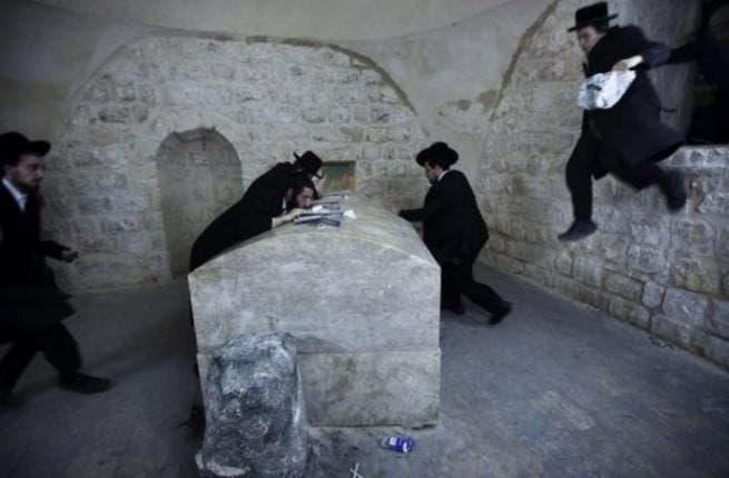 Israeli worshippers