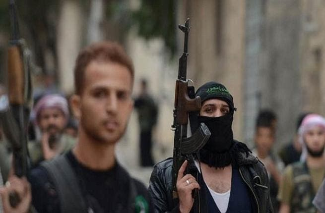 Al-Nusra Front fighters (AFP image used for illustrative purposes)