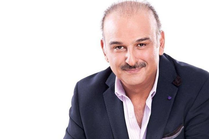 Syrian actor Jamal Suliman dreams of becoming an international star. (Image: Facebook)