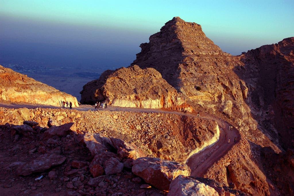 Jebel Hafeet (Source: Wikimedia/ Riyaz Ahamed)