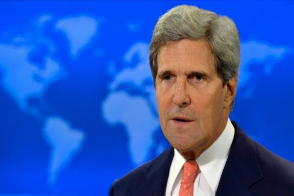 Kerry thanked Qatar's ruler and people as well as the minister for their economic support of the Palestinians and said other Arab states are expected to follow their example.