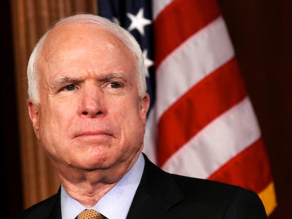 US Senator John McCain. Image courtesy of salon.com