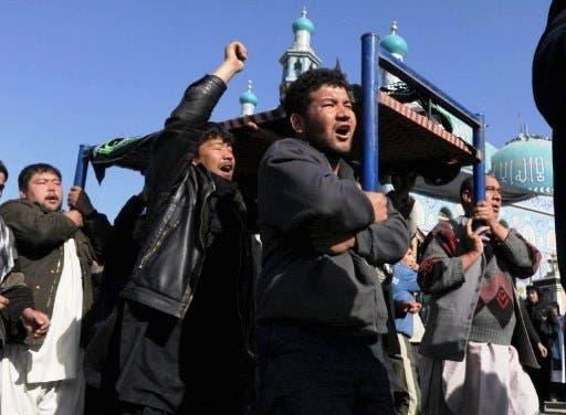 Bombing sends shock waves in Kabul's Shia community.