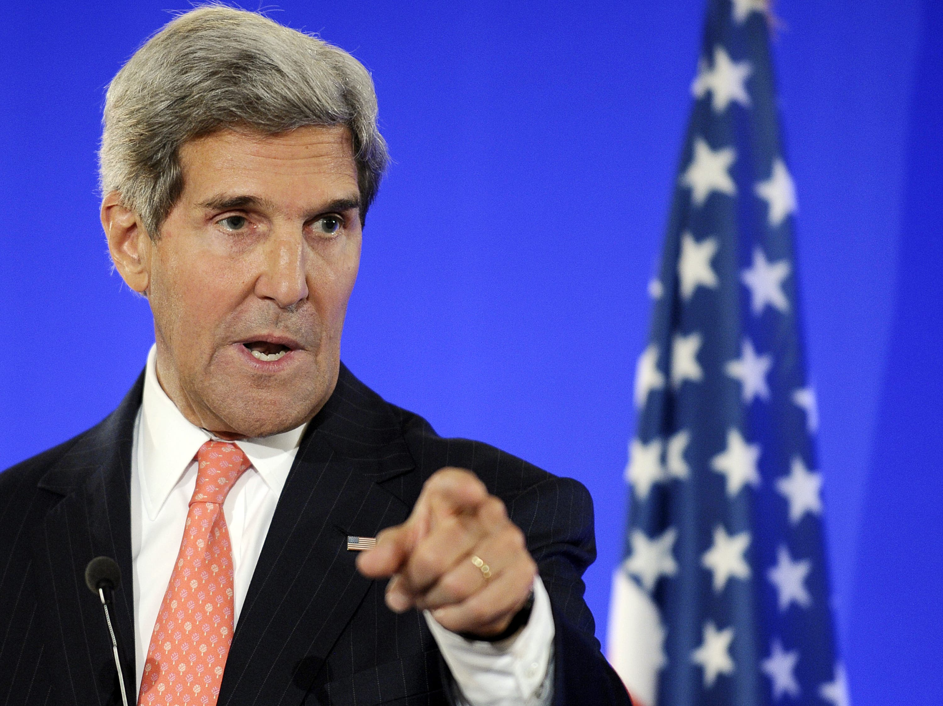 Israel defence minister Moshe Yaalon has apologized to John Kerry. (AFP)