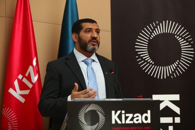 Khaled Salmeen, EVP of Industrial Zones at ADPC