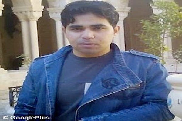 Khalil Shreateh (Google Plus)