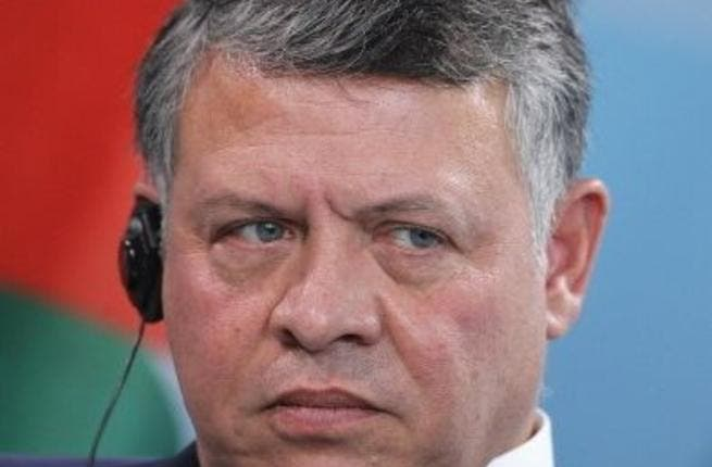 King accuses Israel of disrupting Jordanian nuclear energy plans