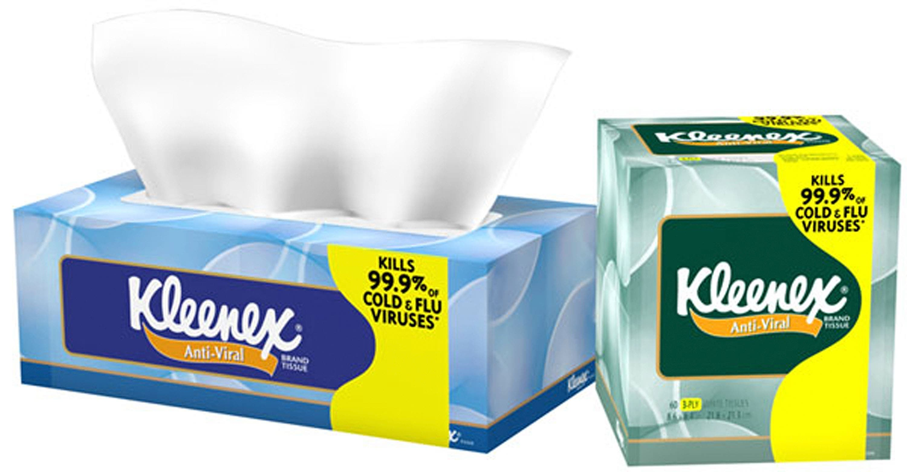 In Jordan's it's not Kleenex that are widely the brand of choice, but 'Fine' tissues who are making quite a 'stink'.