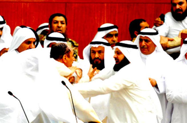When the women are away, the men will play: Kuwait's new parliament could do with a greater female presence. (Image source:
