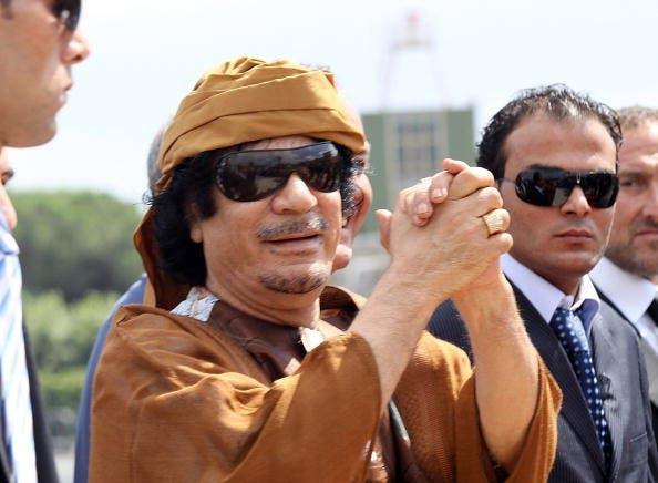 Muammar Gaddafi ruled from 1969 until 2011. (AFP/File)