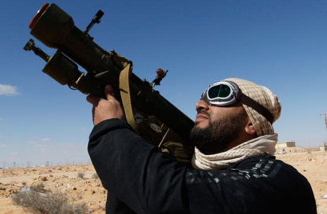 Libya's weapons amnesty should clear the country of armed militias