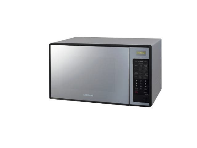 The new Mirror Microwave oven