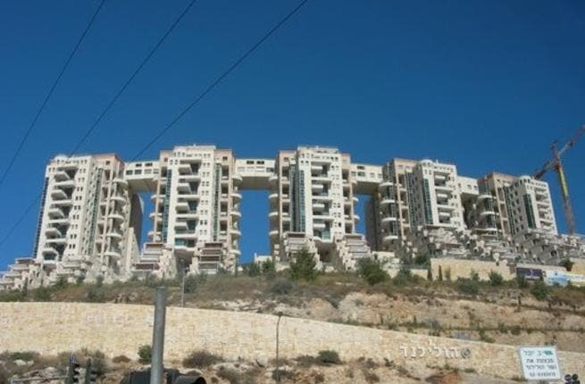 Ma'ale Adumim (picture courtesy of www.monabaker.com)