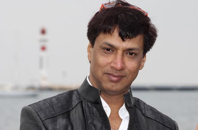 Indian film director, Madhur Bhandarkar.