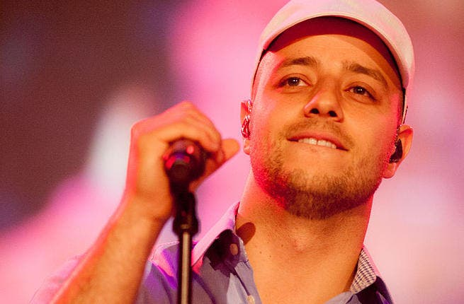 Maher Zain sang it up for Syria