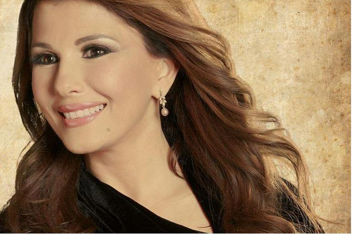 Majida El Roumi smiles away knowing that she's told the truth about her Bahraini citizenship. (Image: Facebook)