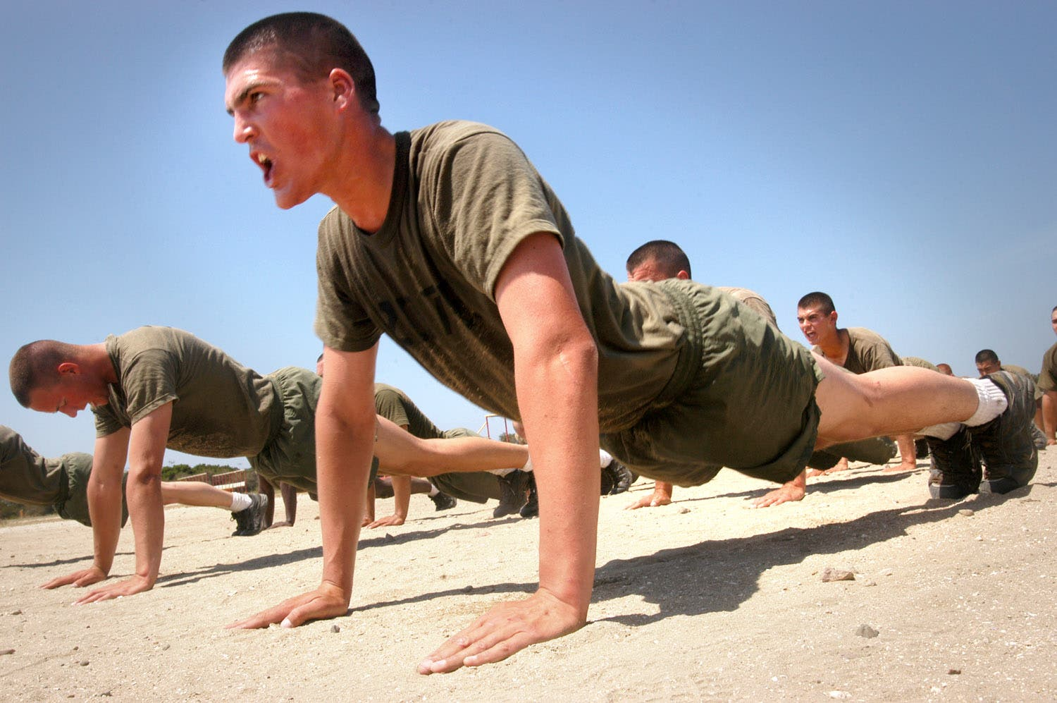 Photograph for illustrative Purposes Only. Photo by: PFC Charlie Chavez. (Source: Commons Wikimedia)