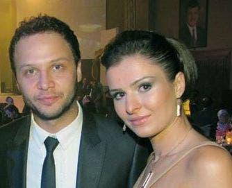 Maksim and wife Sawsan