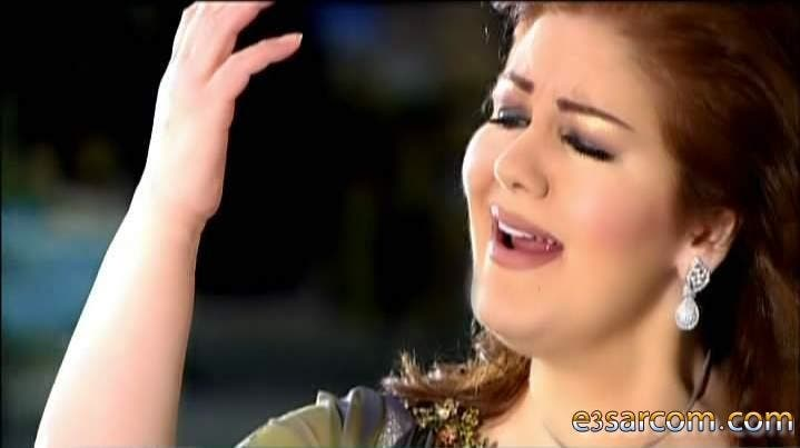 Mayada Al Hinawi sings for Kurdistan.