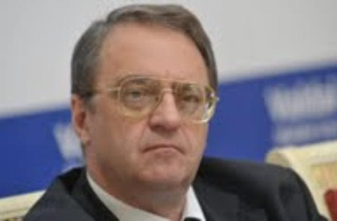 Foreign Ministry say Bogdanov didn't give interview to Saudi newspaper al-Watan