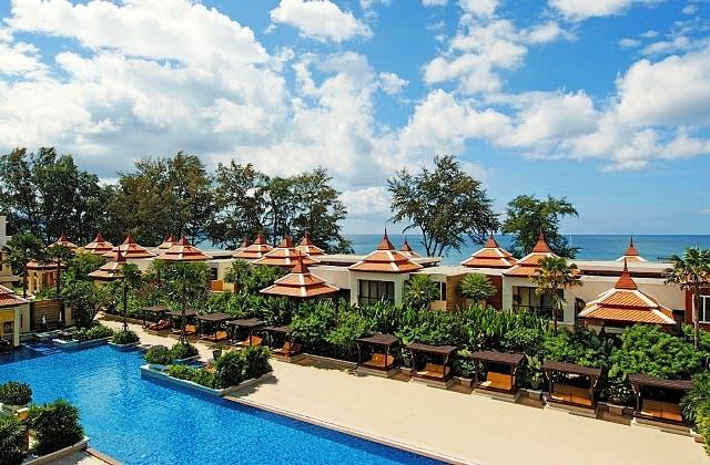 Moevenpick Residences in Laguna Beach, Phuket