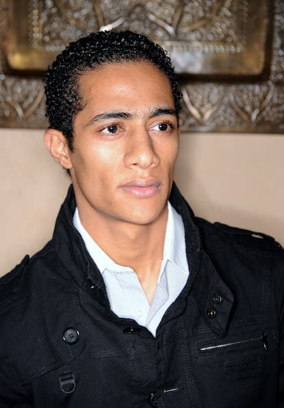 Mohammed Ramadan denies hurting any lion in the making of his film. (image courtesy of zimbio)