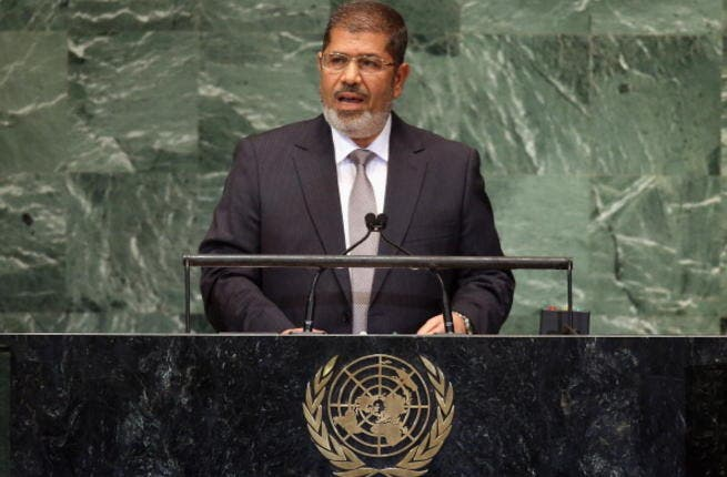 For many, Morsi's debut UN speech confirmed his position as a statesman rather than a politician
