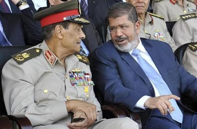 President Mohammed Morsi declared a state of emergency after deadly clashes at the weekend.