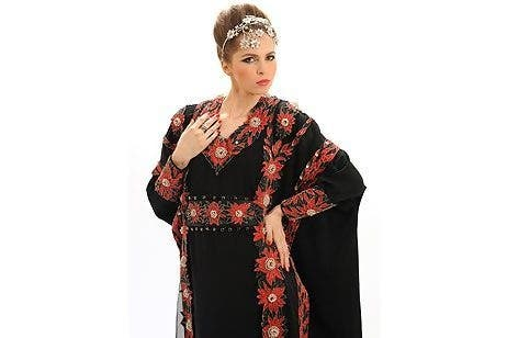 The red diamond abaya cost a cool $17 million.