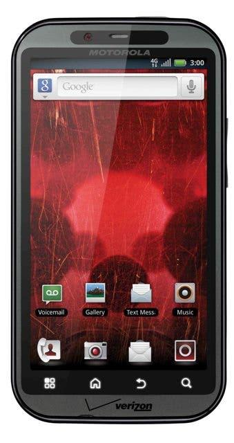 Motorola ATRIX Smart phone