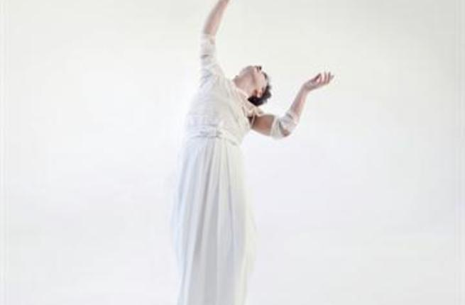 "Moukarzel captured the essence of Sakabe's ""butoh."""