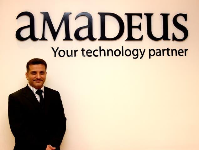 Wafiq Al-Wahidi, General Manager, Amadeus Qatar