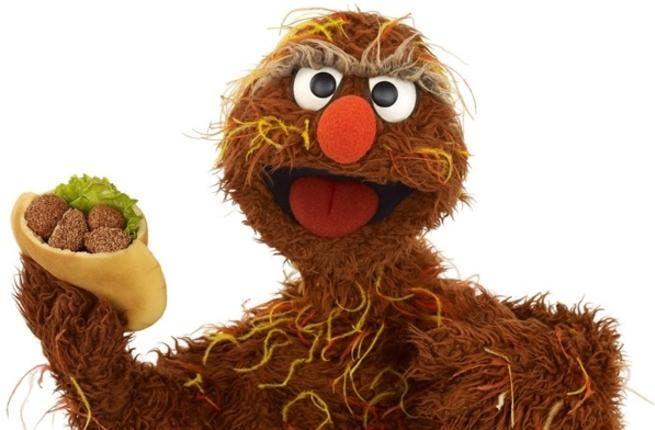 The infamous Israeli muppet