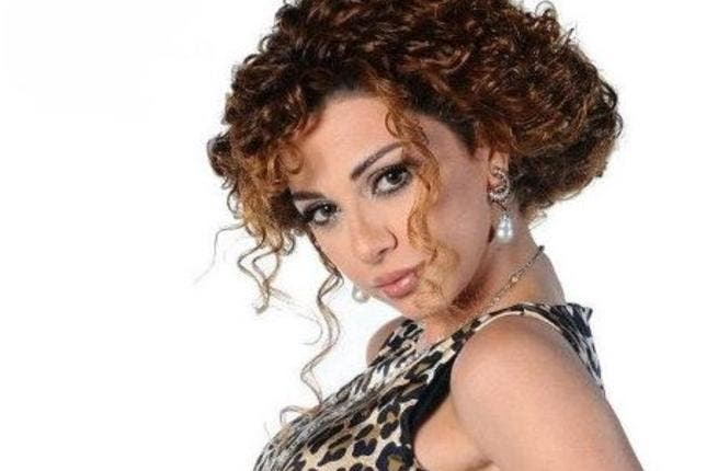 Myriam Fares and her
