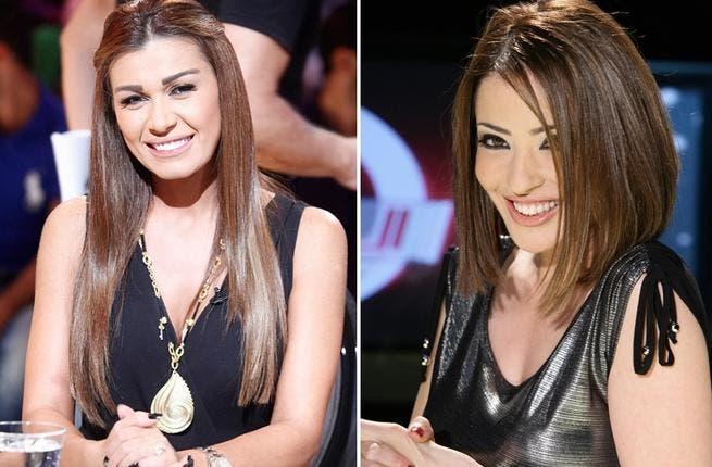 Nadine Al Rasi and Wafa Al Kilani