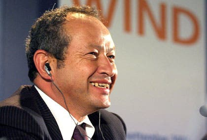 Egyptian construction tycoon Nassef Sawiris, the youngest among the Sawiris siblings, was the first Egyptian and the fourth on the list with a total worth of $6.7bn.
